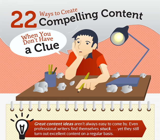 How to Create Compelling Content?