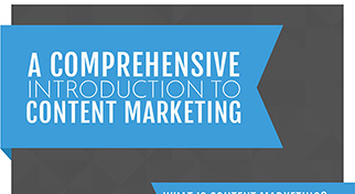 Comprehensive Introduction To Content Marketing