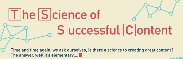 The Science of Successful Content!