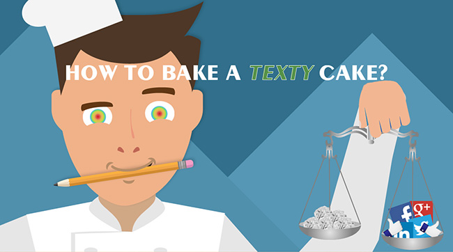 How to Write a Blog Post: Cook Your Texty Cake with a Chef!