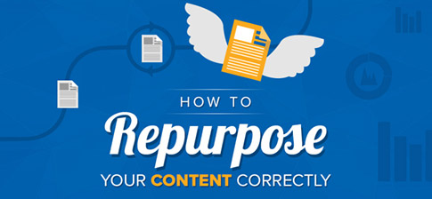 6 Easy Ways to Repurpose Your Old Blog Content into Something New