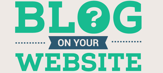 Should You Have a Blog on Your Website?