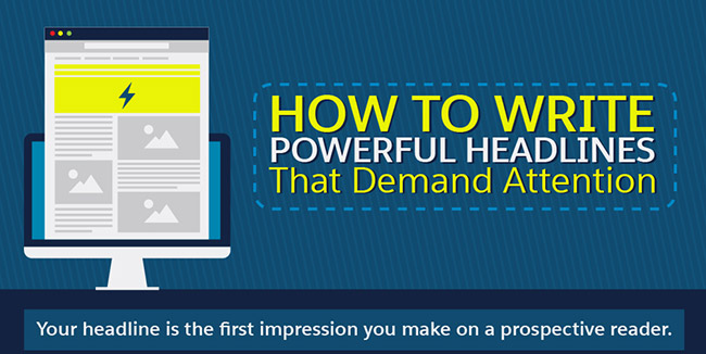How to Write Powerful Headlines that Demand Attention
