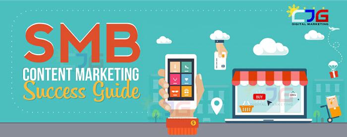 SMB Content Marketing Success Guide