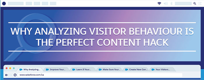 How To Improve Your Content By Analyzing Visitor Behavior