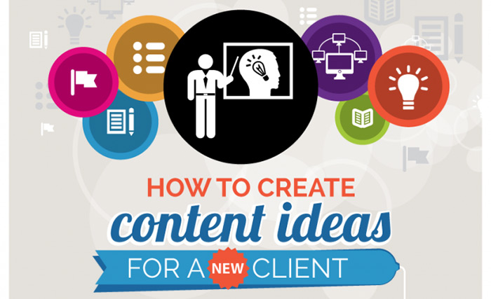 How To Create Content Ideas For A New Client