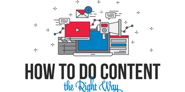 How to Do Content the Right Way