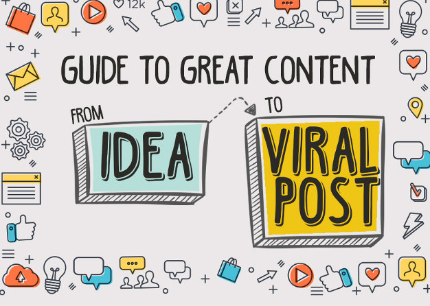 Your Three-Step Road Map To Creating Viral Content