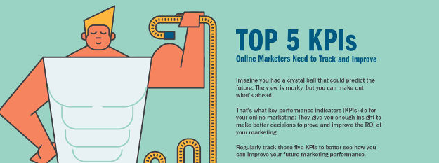 The Top Five KPIs Online Marketers Should Be Tracking