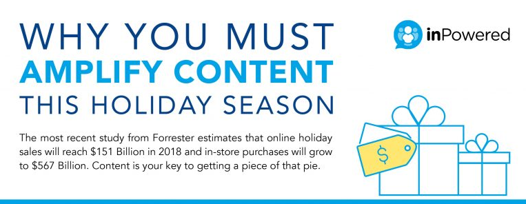 Why Brands Must Amplify Content This Holiday Season
