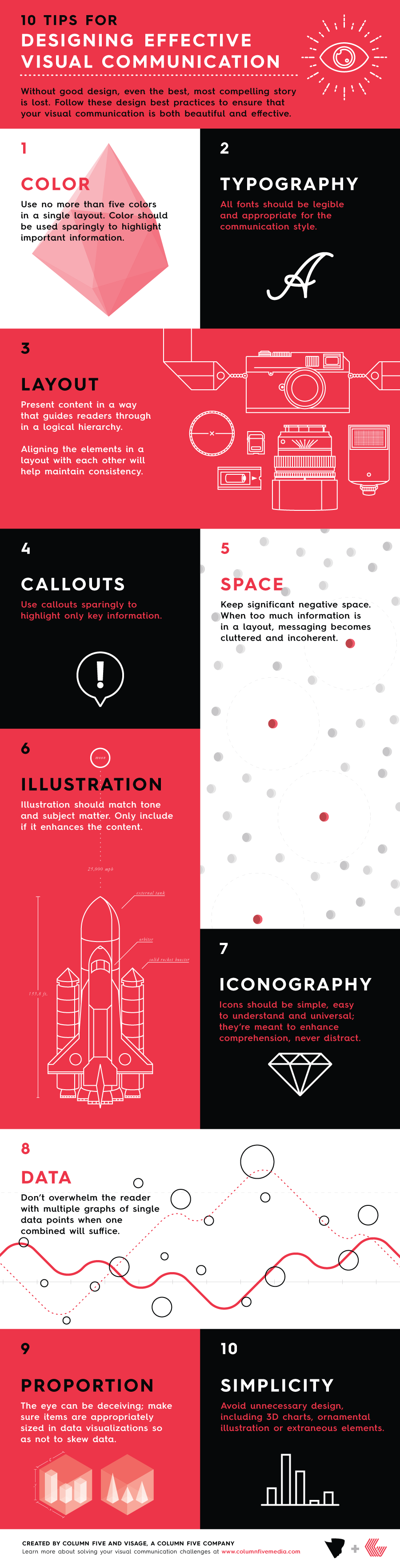 10 Easy Design Tips to Improve Your Visual Content