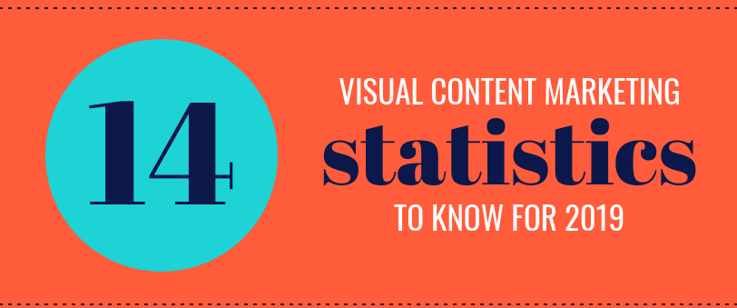 14 Visual Content Marketing Statistics to Know for 2019!
